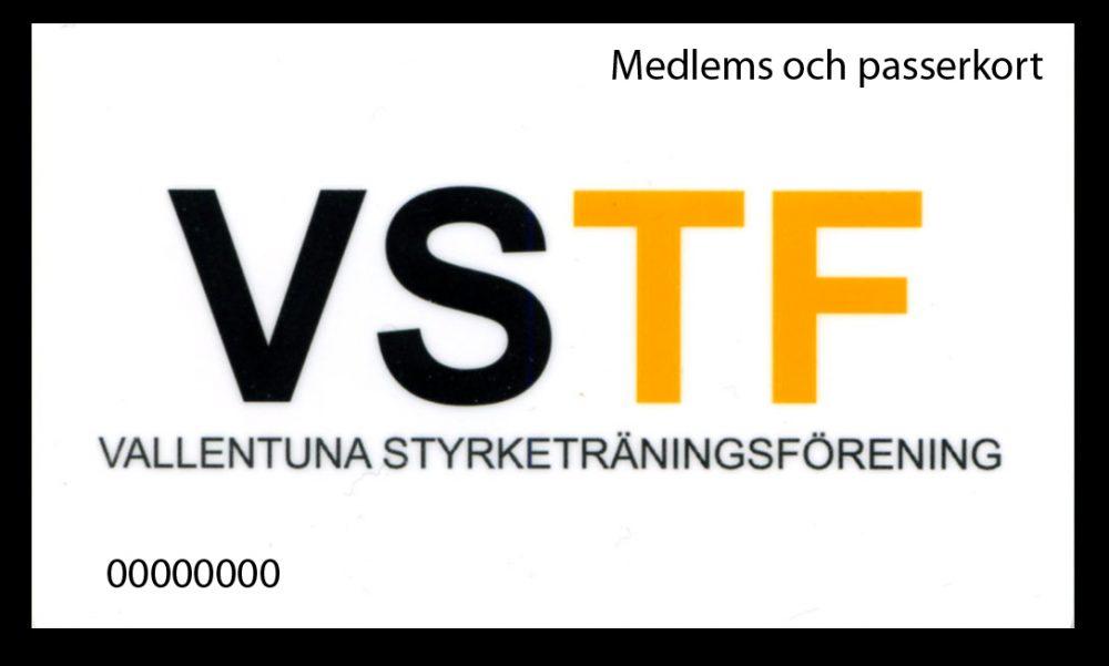 VSTF Vallentuna Styrketräningsförening